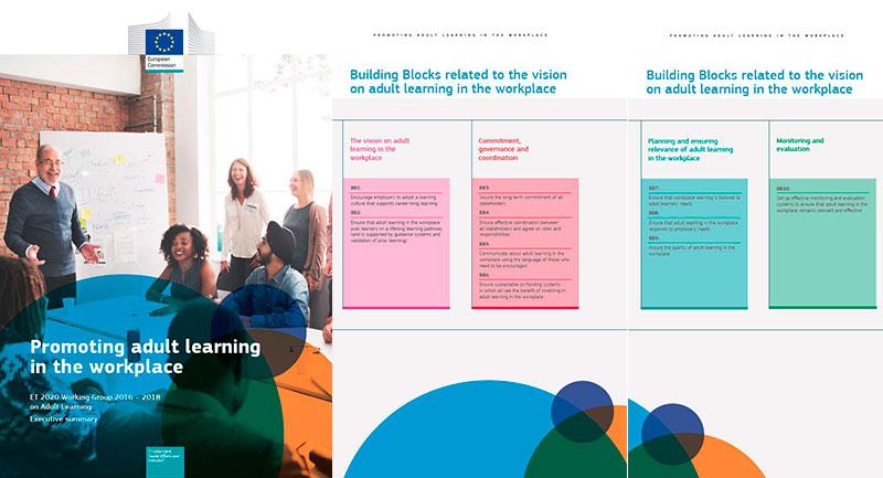 Cómo promover el aprendizaje adulto en el espacio de trabajo