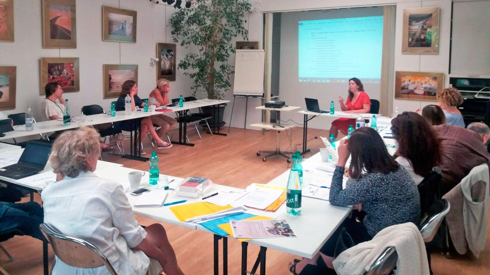 Reunión parisina de Women can Build: claves y resultados del proyecto