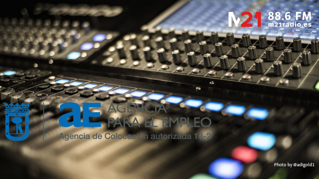 The agencia para el empleo de madrid at m21 radio women for Agencia de empleo madrid